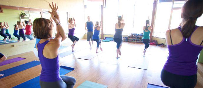 Hatha Yoga Poses Practice I