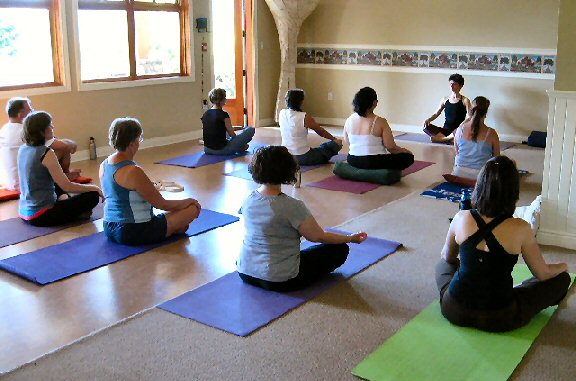 Hatha Yoga Poses Practice III