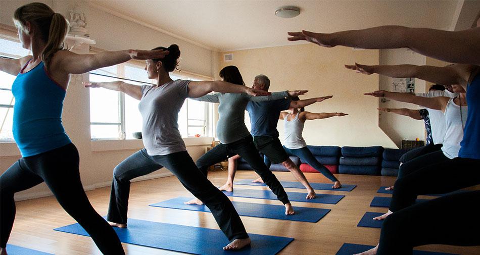 Hatha Yoga Poses Practice IV
