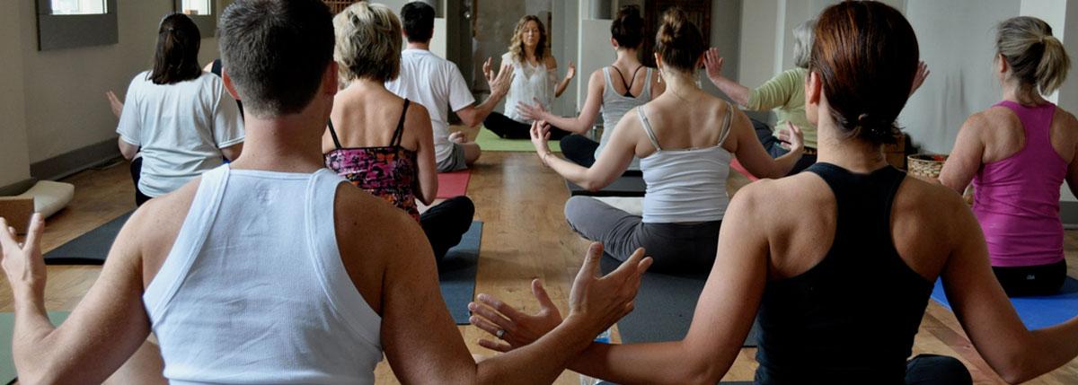 Hatha Yoga Poses Practice VII