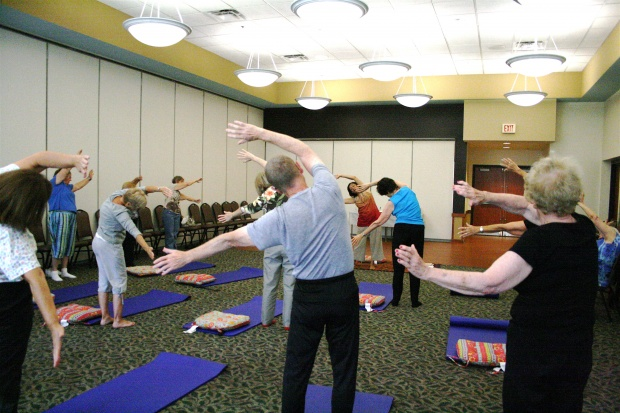 Yoga and Osteoarthritis