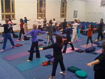 Yoga and High Blood Pressure